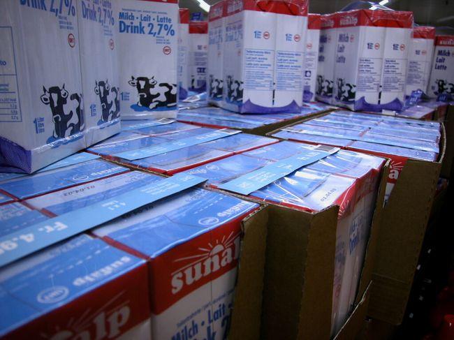 lait, une sensation pure